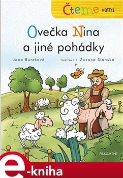 Obálka titulu Čteme sami - Ovečka Nina a jiné pohádky