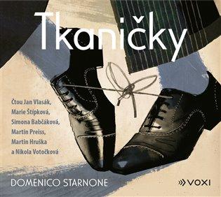 Tkaničky - Domenico Starnone | Booksquad.ink