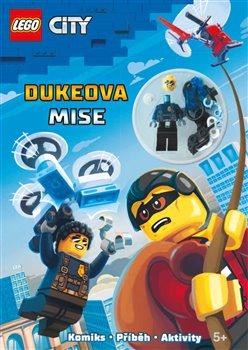 Obálka titulu Lego - City Dukeova mise