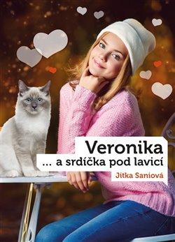 Obálka titulu Veronika a srdíčka pod lavicí