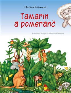Obálka titulu Tamarín a pomeranč