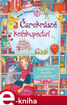 Obálka titulu Čokoládové dortíky pro všechny!