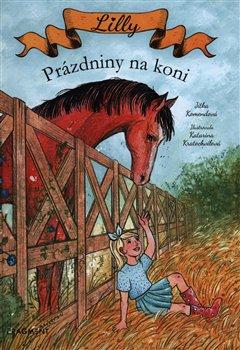 Obálka titulu Lilly - Prázdniny na koni