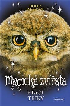 Obálka titulu Magická zvířata – Ptačí triky