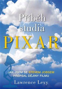 Obálka titulu Příběh studia Pixar