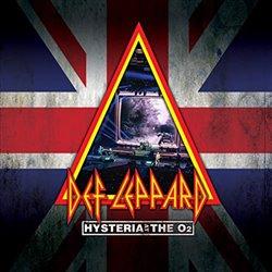 Obálka titulu Hysteria at the O2 / CD