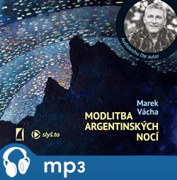 Obálka titulu Modlitba argentinských nocí