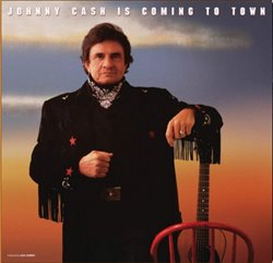 Obálka titulu Johnny Cash is Coming to Home