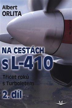 Obálka titulu Na cestách s L-410 II. díl