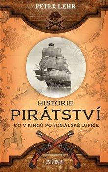 Obálka titulu Historie pirátství