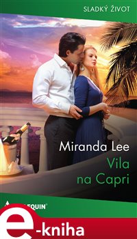 Obálka titulu Vila na Capri