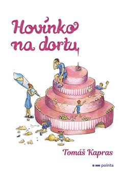 Obálka titulu Hovínko na dortu