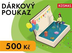 Obálka titulu Elektronický dárkový poukaz narozeniny v hodnotě 500 Kč
