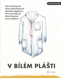 Obálka titulu V bílém plášti
