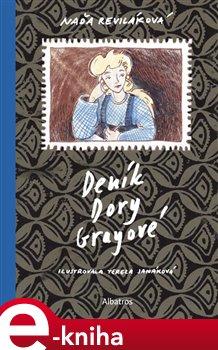 Obálka titulu Deník Dory Grayové