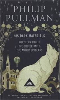 Obálka titulu His Dark Materials trilogy /Gift Edition/
