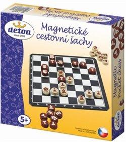 Obálka titulu Magnetické cestovní šachy