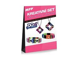 Obálka titulu Kreativní set - Náhrdelníky a náramky - 2 + 2 ks