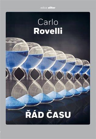 Řád času:L'ordine del tempo - Carlo Rovelli   Booksquad.ink