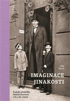 Obálka titulu Imaginace jinakosti
