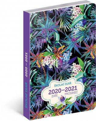 Školní diář Džungle (září 2020 – prosinec 2021)