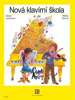 Obálka titulu Nová klavírní škola 4. díl