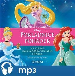 Obálka titulu Disney - Na vlásku, Malá mořská víla Ariel, Popelka