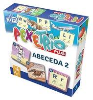 Pexetrio - ABCD 2 abeceda