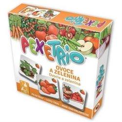 Pexetrio - Ovoce a zelenina