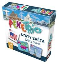 Pexetrio - Státy  SVĚT