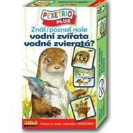 Pexetrio - Znáš vodní zvířata?