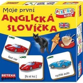 Pexetrio Kids - Moje první anglická slov - -   Replicamaglie.com