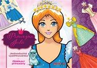 Princezna Julie - vystřihovánky