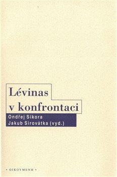 Obálka titulu Lévinas v konfrontaci