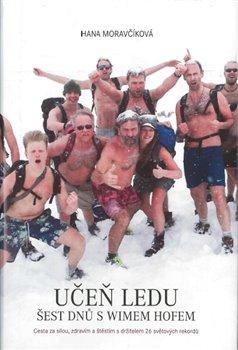 Obálka titulu Učeň ledu - Šest dnů s Wimem Hofem