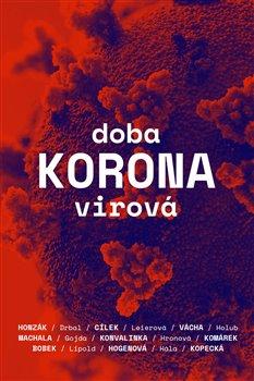 Obálka titulu Doba koronavirová