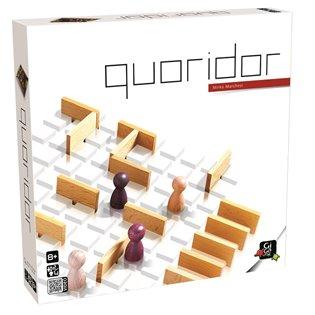 Quoridor - - | Booksquad.ink