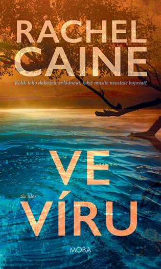 Ve víru - Rachel Caine | Booksquad.ink
