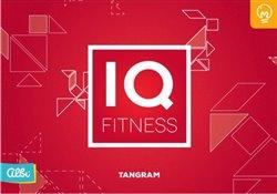 Obálka titulu IQ Fitness - Tangram