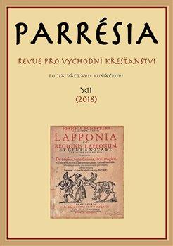 Obálka titulu Parrésia XII