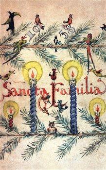 Obálka titulu Sancta Familia