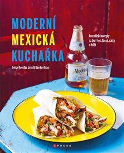 Obálka titulu Moderní mexická kuchařka