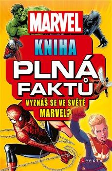 Obálka titulu Marvel: Kniha plná faktů