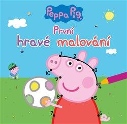 Obálka titulu Peppa Pig - První hravé malování