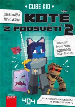 Obálka titulu Deník malého Minecrafťáka: Kotě z Podsvětí 2