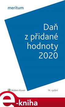 Obálka titulu Daň z přidané hodnoty 2020