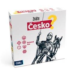 Obálka titulu Znáte Česko?