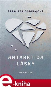 Obálka titulu Antarktida lásky