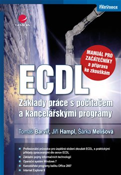ECDL Základy práce s počítačem a kancelářskými programy - Náhled učebnice