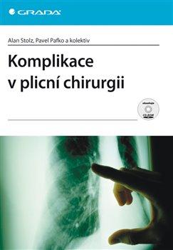 Obálka titulu Komplikace v plicní chirurgii